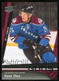 2009/10 Upper Deck #456 Ryan Stoa YG RC