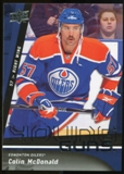 2009/10 Upper Deck #463 Colin McDonald YG RC