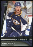 2009/10 Upper Deck #476 Peter Olvecky YG RC