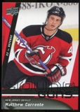 2009/10 Upper Deck #478 Matthew Corrente YG RC