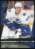 2009/10 Upper Deck #494 Michael Grabner YG RC