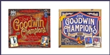 COMBO DEAL - Upper Deck Goodwin Champions Hobby Box (2014, 2012)