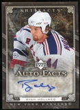 2006/07 Upper Deck Artifacts Autofacts #AFHR Ryan Hollweg Autograph