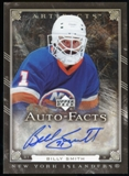 2006/07 Upper Deck Artifacts Autofacts #AFBS Billy Smith UER Autograph