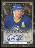 2006/07 Upper Deck Artifacts Autofacts #AFDB Doug Bodger Autograph