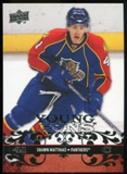2008/09 Upper Deck #219 Shawn Matthias YG RC