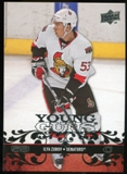 2008/09 Upper Deck #232 Ilya Zubov YG RC