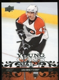 2008/09 Upper Deck #234 Luca Sbisa YG RC