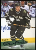 2008/09 Upper Deck Ultra #252 Fabian Brunnstrom RC