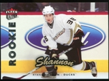 2006/07 Upper Deck Ultra #232 Ryan Shannon RC