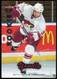 2006/07 Upper Deck Ultra #238 Keith Yandle RC