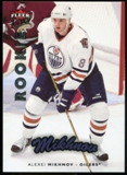 2006/07 Upper Deck Fleer Ultra #239 Alexei Mikhnov RC