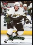 2006/07 Upper Deck Fleer Ultra #241 Loui Eriksson RC