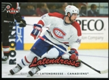 2006/07 Upper Deck Fleer Ultra #249 Guillaume Latendresse RC