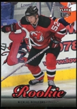 2007/08 Upper Deck Fleer Ultra #255 Niklas Bergfors RC