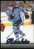 2007/08 Upper Deck Ultra #259 Bryan Little RC