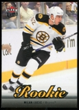 2007/08 Upper Deck Fleer Ultra #271 Milan Lucic RC
