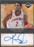 2011/12 Limited #1 Kyrie Irving 2011 Draft Pick Redemptions Auto