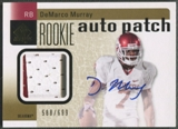 2011 SP Authentic #216 DeMarco Murray Rookie Patch Auto #588/699