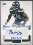 2012 Panini Playbook #84 Bobby Wagner Rookie Auto #138/140