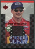 1997 Upper Deck Road To The Cup #HS6 Jeff Gordon Piece of the Action Seat Cover