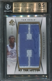 2012/13 Upper Deck SP Authentic By The Letter Signatures #MJ Michael Jordan 'H' 21/23 BGS 9.5 *4844