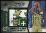 2012/13 Upper Deck Exquisite Collection Limited Logos #JA1 LeBron James 6/10
