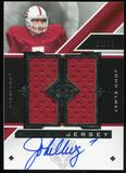 2013 Upper Deck Ultimate Collection Super Jerseys Autographs #USJJE John Elway 8/15
