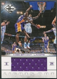 2012/13 Limited #4 Kobe Bryant Lights Out Jersey #95/99