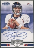 2012 Panini Contenders #7 Brock Osweiler Rookie Ink Auto /75
