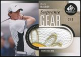 2014 Upper Deck SP Game Used Supreme Gear Bags #SGBRO Rory McIlroy 2/3