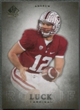 2012 SP Authentic #151 Andrew Luck Rookie