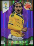 2014 Panini Prizm World Cup Prizms Purple #53 Radamel Falcao /99