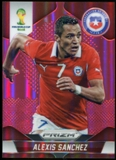 2014 Panini Prizm World Cup Prizms Red #45 Alexis Sanchez /149