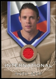 2001/02 BAP Signature Series International Medals Jersey #IB6 Pavel Bure