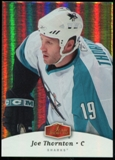 2006/07 Upper Deck Flair Showcase #260 Joe Thornton SP