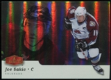 2006/07 Upper Deck Flair Showcase #277 Joe Sakic SP