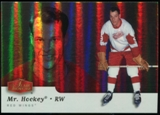 2006/07 Upper Deck Flair Showcase #282 Henrik Zetterberg SP