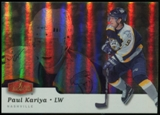 2006/07 Upper Deck Flair Showcase #286 Paul Kariya SP