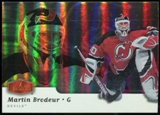 2006/07 Upper Deck Flair Showcase #287 Martin Brodeur SP