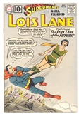 Superman's Girl Friend Lois Lane #28 VF-