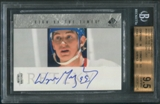 2003/04 SP Authentic #WG Wayne Gretzky Sign of the Times Auto BGS 9.5
