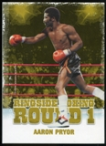 2010 Ringside Boxing Round One Gold #1 Aaron Pryor