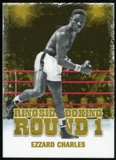 2010 Ringside Boxing Round One Gold #15 Ezzard Charles
