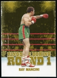 2010 Ringside Boxing Round One Gold #41 Ray Mancini