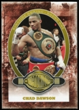 2010 Ringside Boxing Round One Gold #80 Chad Dawson