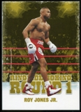 2010 Ringside Boxing Round One Gold #44 Roy Jones Jr.