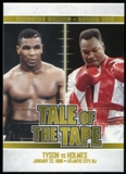 2010 Ringside Boxing Round One Gold #64 Mike Tyson/Larry Holmes