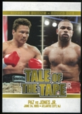 2010 Ringside Boxing Round One Gold #66 Vinny Paz/Roy Jones Jr.