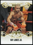 2010 Ringside Boxing Round One Gold #68 Roy Jones Jr.
